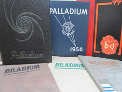 photograph of a collection of palladiums